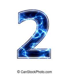 סיפרה 2, -, חשמלי, 3d