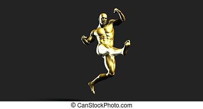 ספורט, כושר גופני