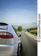 ספורט, מכונית