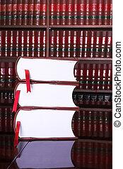 ספרים, #17, חוקי