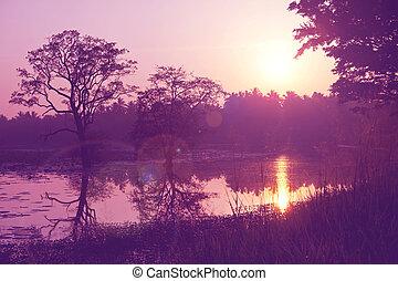 סרי לנקה, אגם
