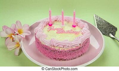עוגה של יום ההולדת
