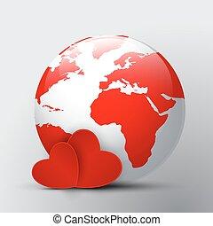 עולם, אהוב