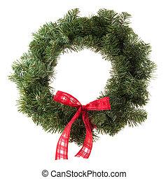 עטרה, ירוק, חג המולד