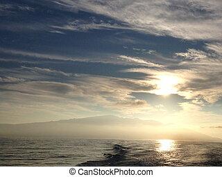 עלית שמש, ב, הוואי