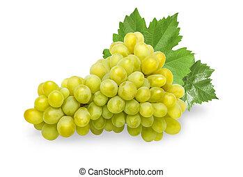 ענב ירוק, פרי, הפרד