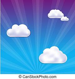 ענן של שמיים