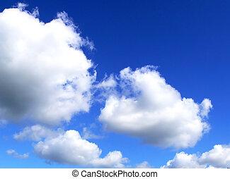 עננים, שמיים