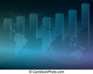 עסק גלובלי, רווחים