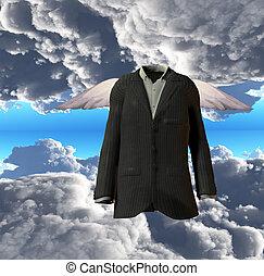 עסק, מלאך