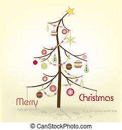 עץ, חג המולד