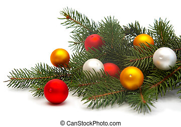 עץ, קישוטים של חג ההמולד