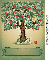 עץ, תפוח עץ