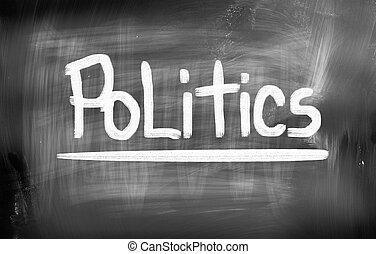 פוליטיקה, מושג