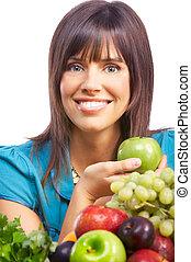 פירות, ירקות