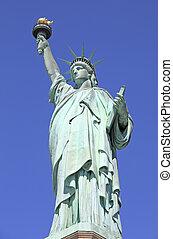 פסל של דרור, עיר של ניו היורק