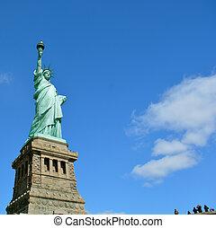 פסל של דרור, -, עיר של ניו היורק, -