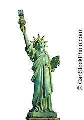 פסל של דרור