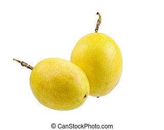 פרי של תשוקה, הפרד