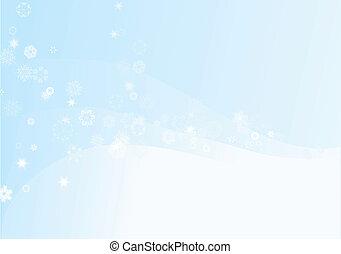 פתיתת שלג, רקע
