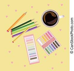 צבעוני, עפרוני צבע, הציין השקפה, רקע, וקטור, דוגמה