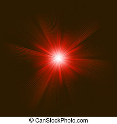 צבע, הכנסה לכל מניה, burst., עצב, 8, אדום
