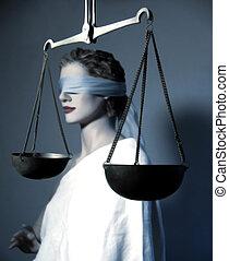 צדק של גברת