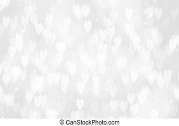 צורה של לב, רקע