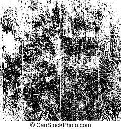 צרה, טקסטורה של עץ