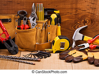 קבע, כלים, לעבוד