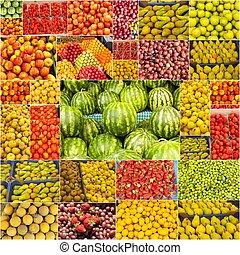 קולז', של, פירות