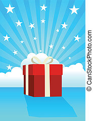קופסה, מתנה