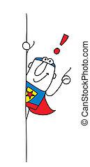 קורס, סופרגיבור