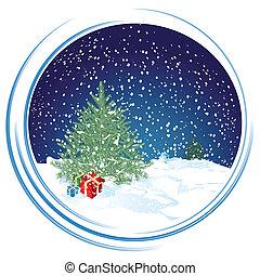 קטע של חג ההמולד