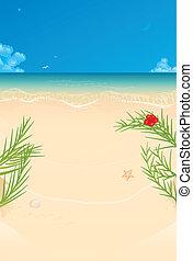 קיץ, נוף