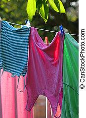 קיץ, צבעים