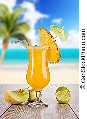 קיץ, שתה