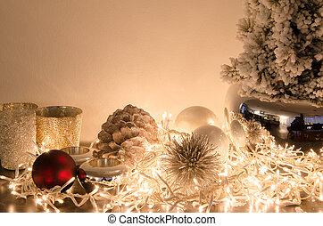 קישוט, חג המולד