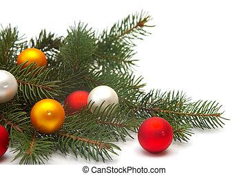 קישוט, עץ, חג המולד