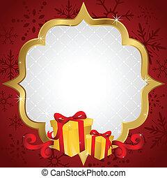 קניות, חג המולד, רקע
