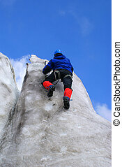 קרח מטפס