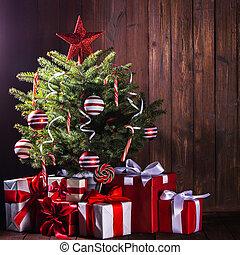 קשט, עץ של חג ההמולד