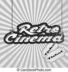 ראטרו, קולנוע