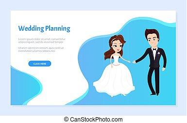 ראשון, חתונה, לתכנן, אתר אינטרנט, רקוד, טקסט