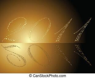 ראש שנה, 2011, עשה, של, כוכבים