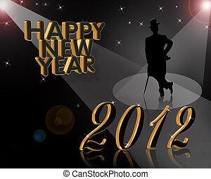 ראש שנה, 2012