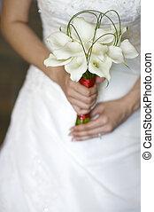 ריח, כלה, חתונה