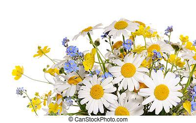 ריח, קפוץ פרחים