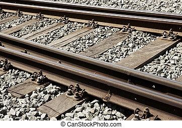 רכבות, פרט