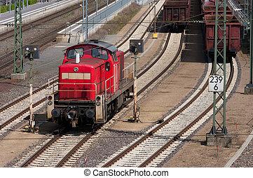 רכבת אדומה